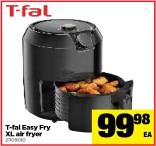 T-fal Easy Fry XL air fryer