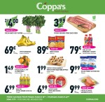 FRESH SAVINGS from Coppa's Fresh Market