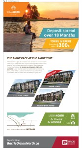 Urban North Townhomes: The Right Pace At The Right Time