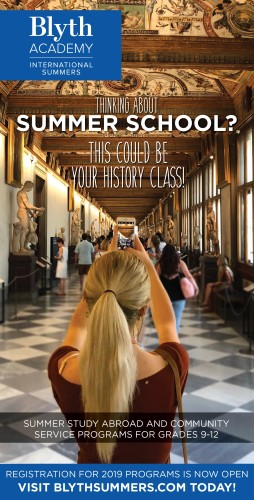 THINKING ABOUT SUMMER SCHOOL?