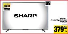 Sharp 43