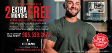 Core Athletic Clubs SPECIAL LIMITED TIME OFFER